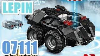 Lepin 07111 Batmobile