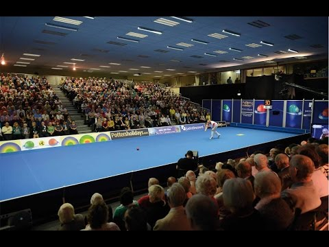 2016 World Bowls Championship FINAL