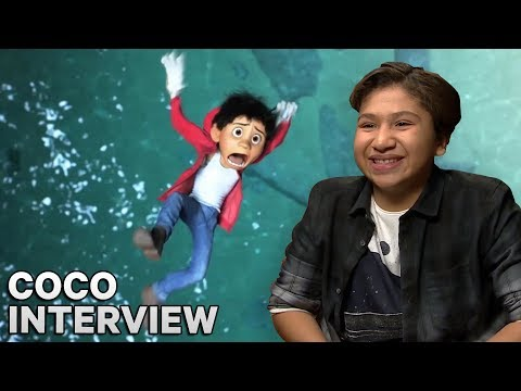 Interview with the Star of Coco!