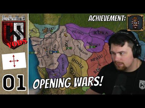 War Straight Away! [EU4 1.30] African Power #1