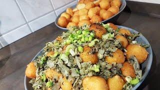 Картофельные пампушки!!! Идеально для детских мероприятий!!!