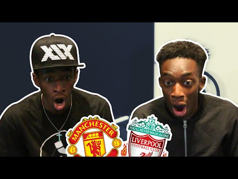 PLAYING FIFA 17 W/ TOBI! MANCHESTER UNITED VS LIVERPOOL!!!