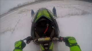 Ripping the RMK in the Ditch