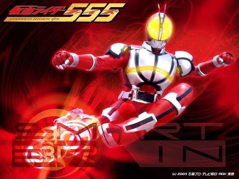 Kamen rider faiz tap 1