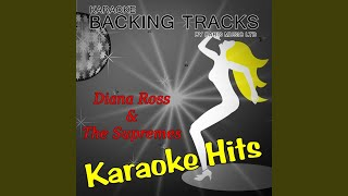 I'm Coming Out (Originally Performed By Diana Ross) (Karaoke Version)