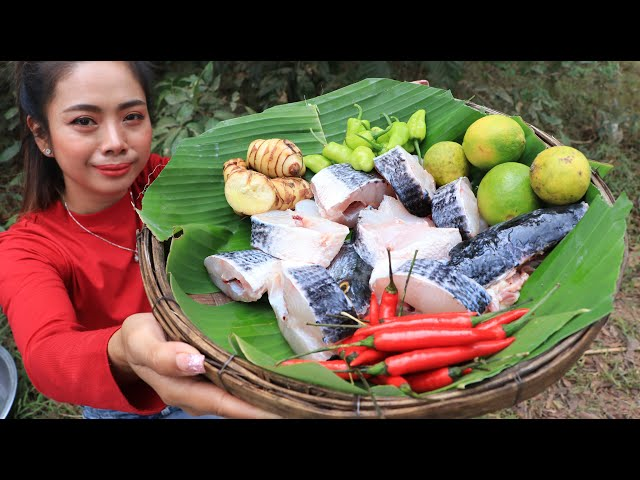 How to cook fish soup with vegetable recipe - Amazing cooking