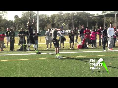 2015 BHSN/BCP IGNITE - WR DB 1on1 (Bring Dat Heat)
