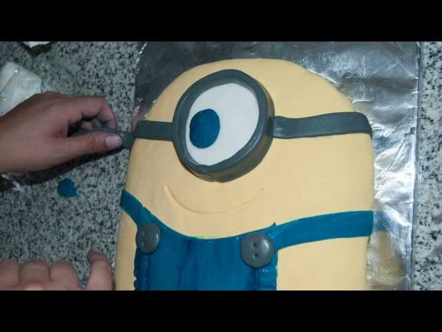 Fondant Minion Videos De Viajes