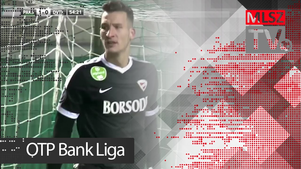 Paksi FC - DVTK | 2-1 (1-0) | OTP Bank Liga | 20. forduló | 2017/2018 | MLSZTV