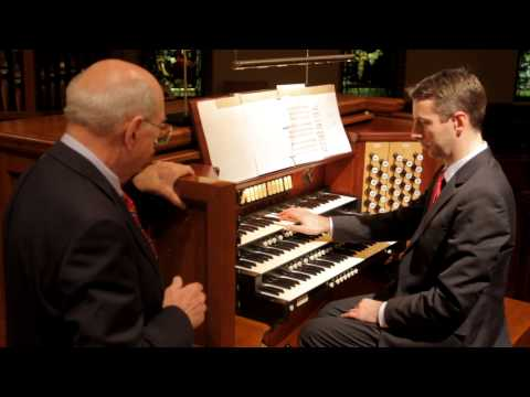 Tonal Demonstration – 17 Rank Symphonic Pipe Organ