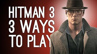 Hitman 3 Dartmoor! 3 Wąys to Play! MURDER MYSTERY! PHOTOGRAPHER KILL! CHANDELIER ACCIDENT?