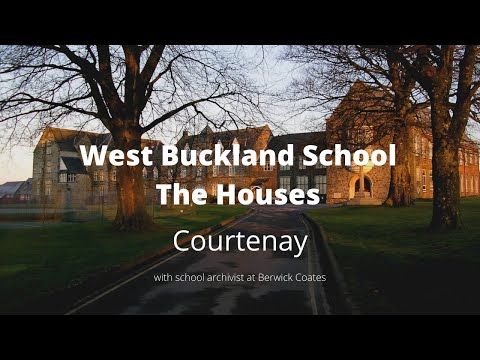 West Buckland School - The Houses - Courtnenay