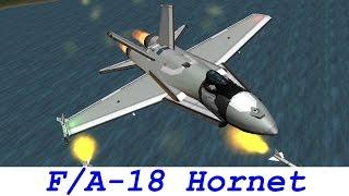 ksp mcdonnell douglas f a 18 hornet real plane b9 aerospace bd armory