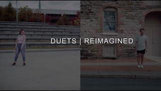 "Duets Reimagined Series: ""Tadow"" (Masego feat. FKJ) | Choreo by Nadine Medina"