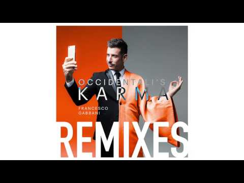 Francesco Gabbani  Occidentalis Karma Remix DJ Ross & Savietto