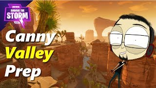 Fortnite - Preparing For Canny Valley Tips!