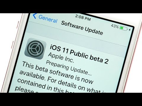 iOS 11 Public Beta 2 Released! - Should You Download?