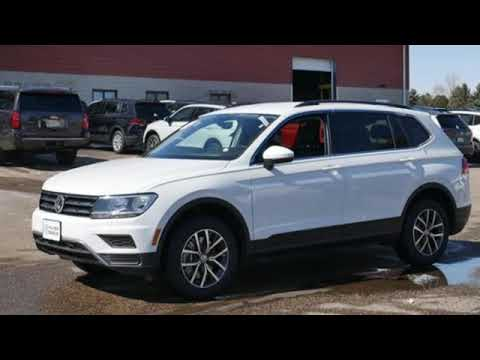 New 2019 Volkswagen Tiguan Saint Paul MN Minneapolis, MN #89569 - SOLD