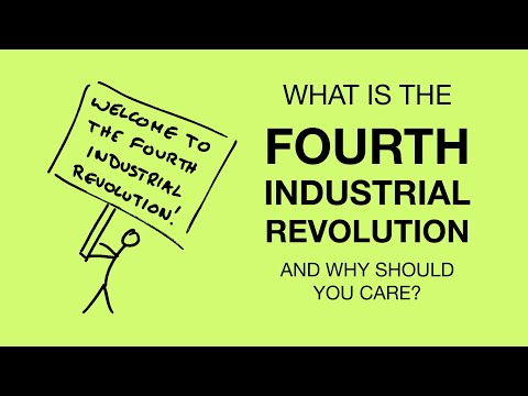 What is the Fourth Industrial Revolution, and why should you care?
