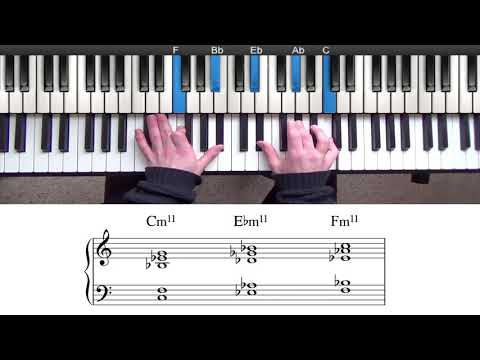 'So What' Jazz Chord Voicing Piano | PianoGroove.com