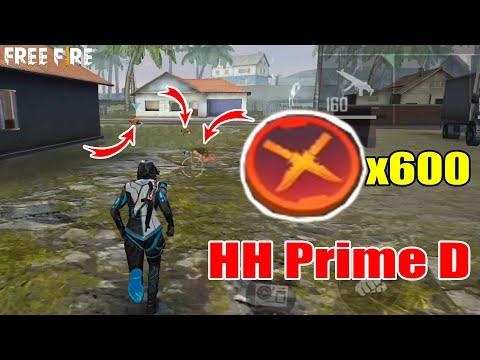 """Đã Tìm Ra Cách Kiếm Nhiều """"HH Prime D"""" Nhất - Cách Nhận Miễn Phí Nv Clu, Luqueta   Free Fire"""