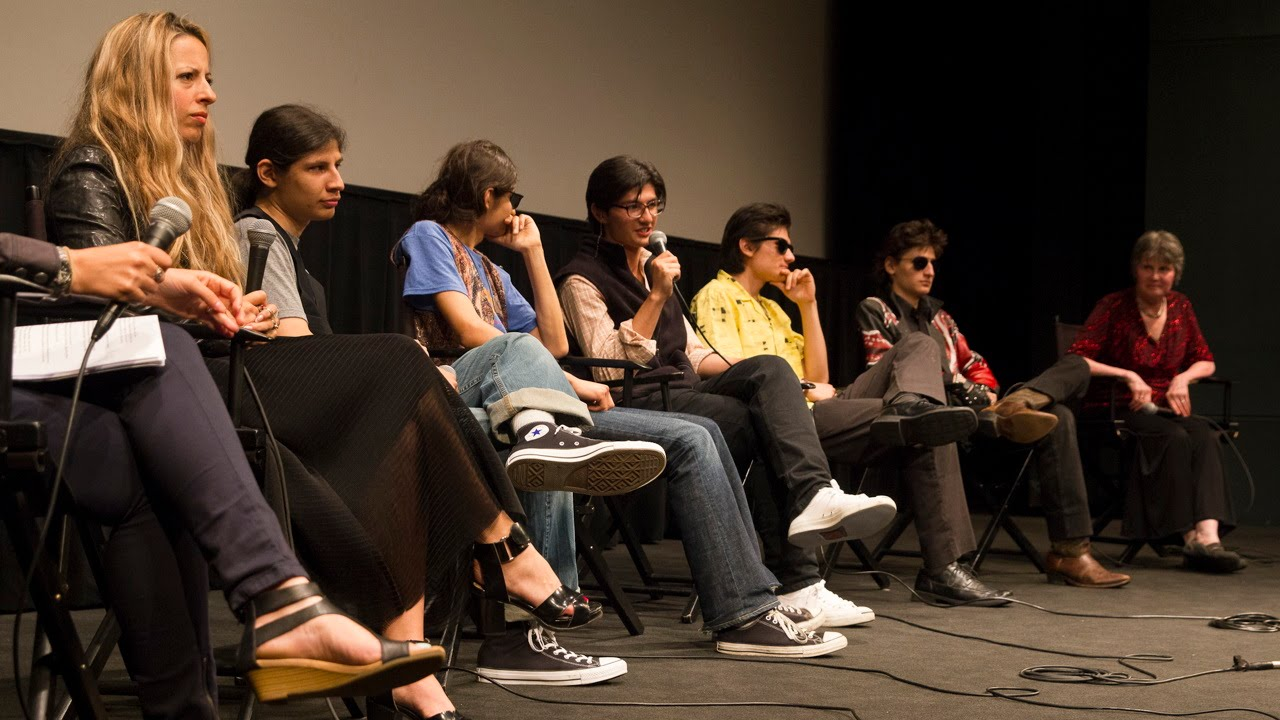The Wolfpack Q&A   Crystal Moselle & The Angulo Brothers