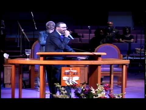 Elder Mark A. Moore Jr.- God Can Stop The Bleeding (03-17-2013)