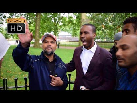 The Final Debate! Hashim vs Godwin | Speakers Corner | Hyde Park