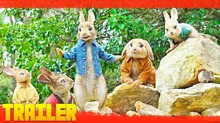 Las Travesuras de Peter Rabbit (2018) Nuevo Tráiler Oficial #2 Español Latino