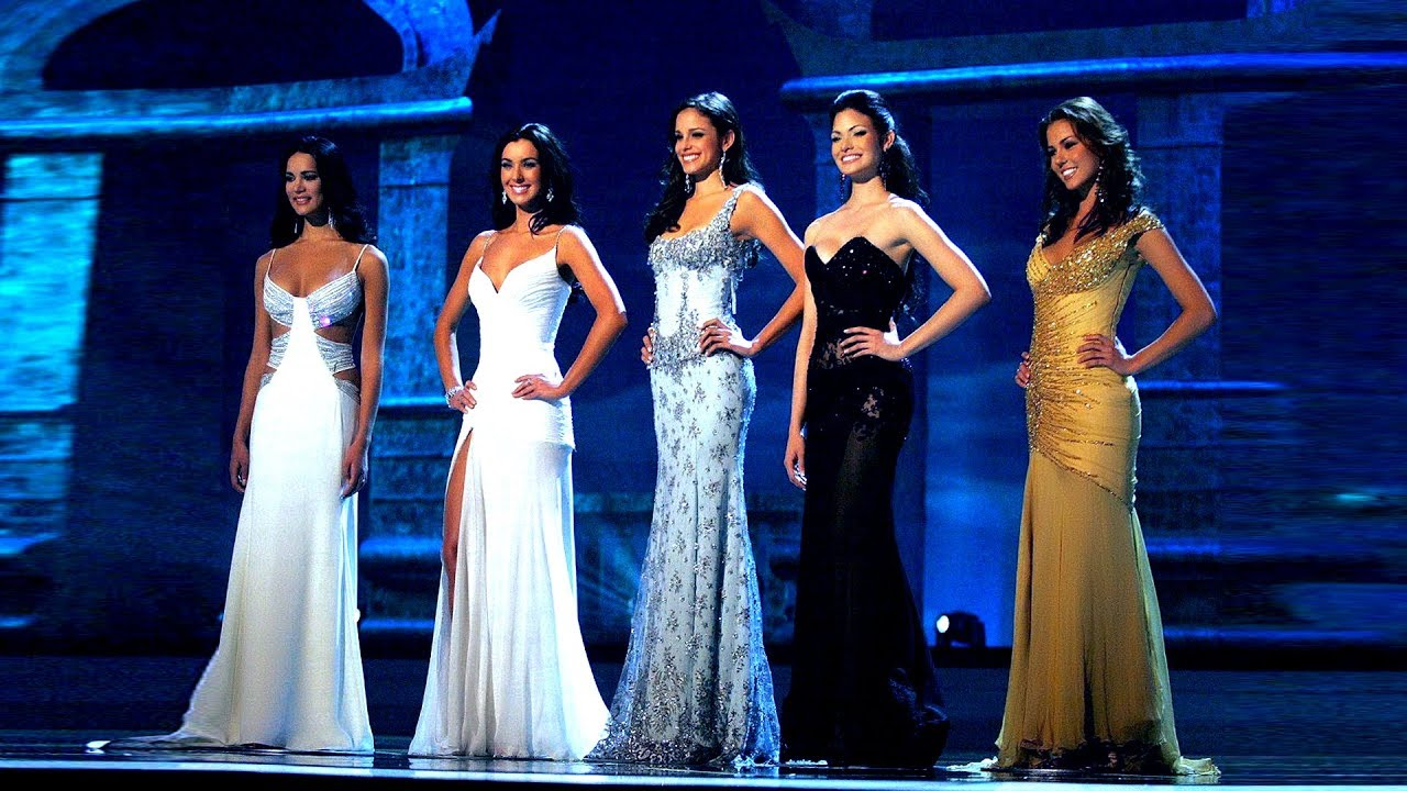 Miss Universe 2005 - Top 5 - Youtube-4090