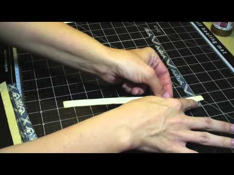 Paper Weaving Tutorial