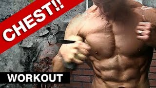 Complete Chest Workout - 5 Chest Exercises (jacked!)