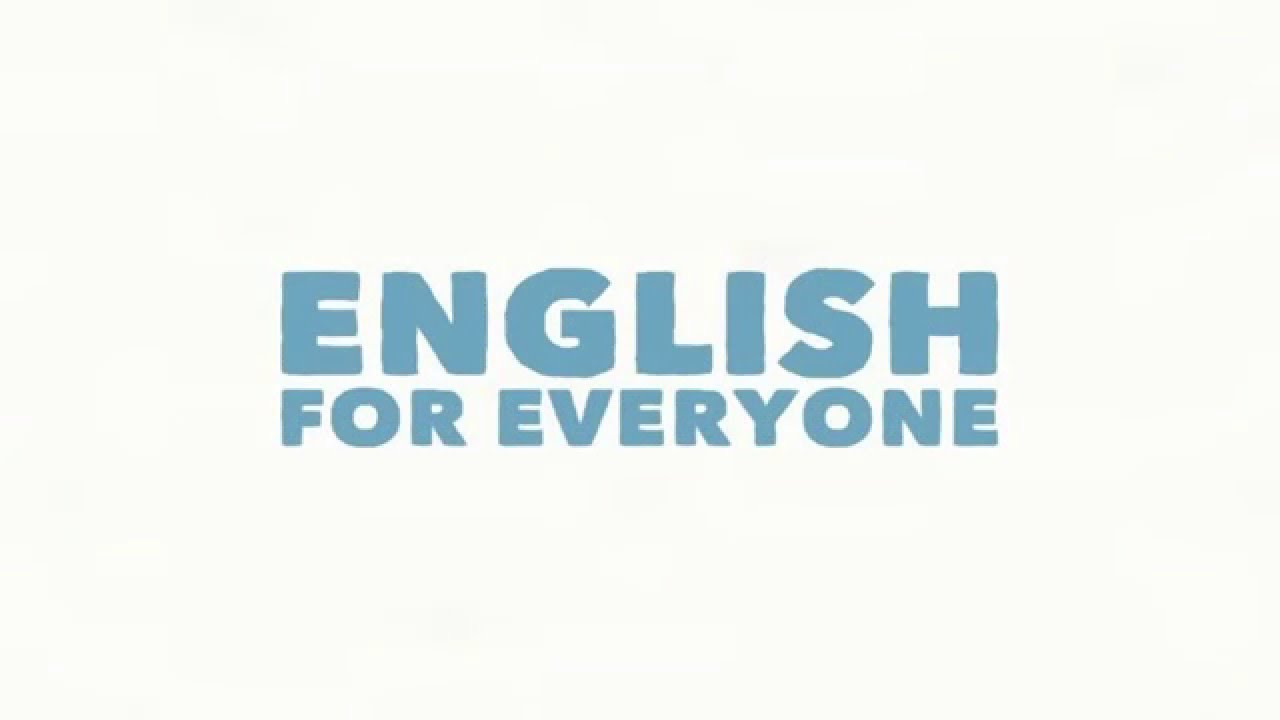 English for everyone (Intro)