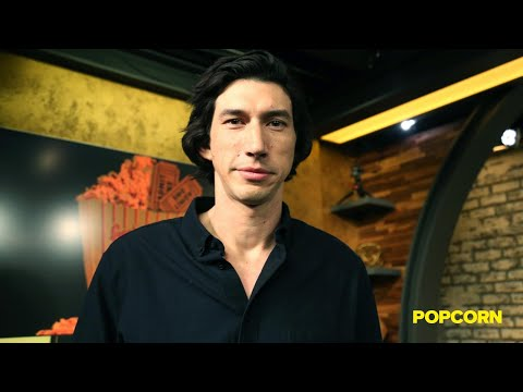 Adam Driver talks 'Marriage Story,' 'The Report' and 'Star Wars'