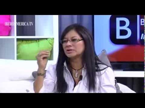 """CLAIRET REYES entrevista en """"Buenos días Iberoamerica"""" entrevista Mónica Gonzalez"""