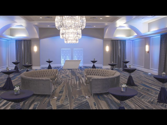 Rosen Centre Signature Room 2 Reception Set