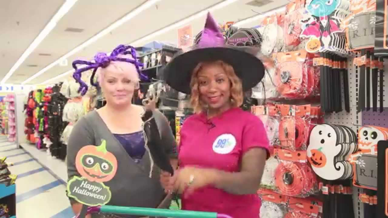 #99Find Costume Design At The 99 Cents Only Stores