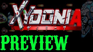 Xydonia Preview. A brand new shmup in the NeoGeo style for PC