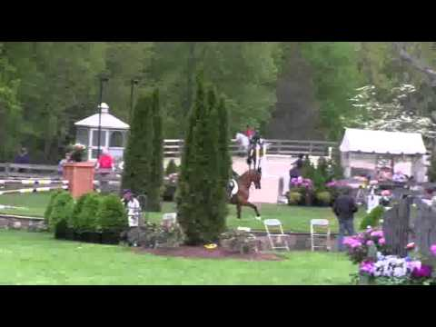 Video of LOUIS K2 ridden by GEORGINA BLOOMBERG from ShowNet!