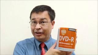 Tech Support: DVD-R vs DVD+R