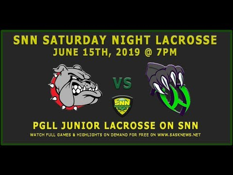 Swift Current Wolverines vs Estevan Impact - PGLL Junior - June 8th, 2019