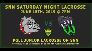 Swift Current Wolverines vs Estevan Impact - PGLL Junior - June 8th, 2019