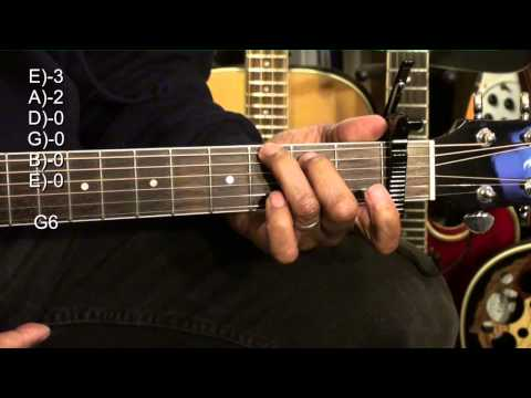 How To Play Annie 2014 Movie New York City - Guitar Chords TABS Tutorial #260