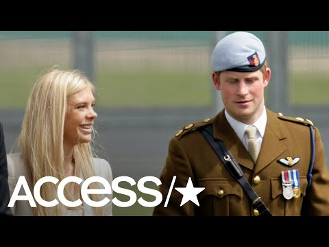 Prince Harry & Chelsy Davy Reportedly Had A Teary Phone Call Before The Royal Wedding | Access