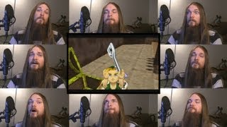Repeat youtube video Stone Tower Temple Acapella - Legend of Zelda Majora's Mask