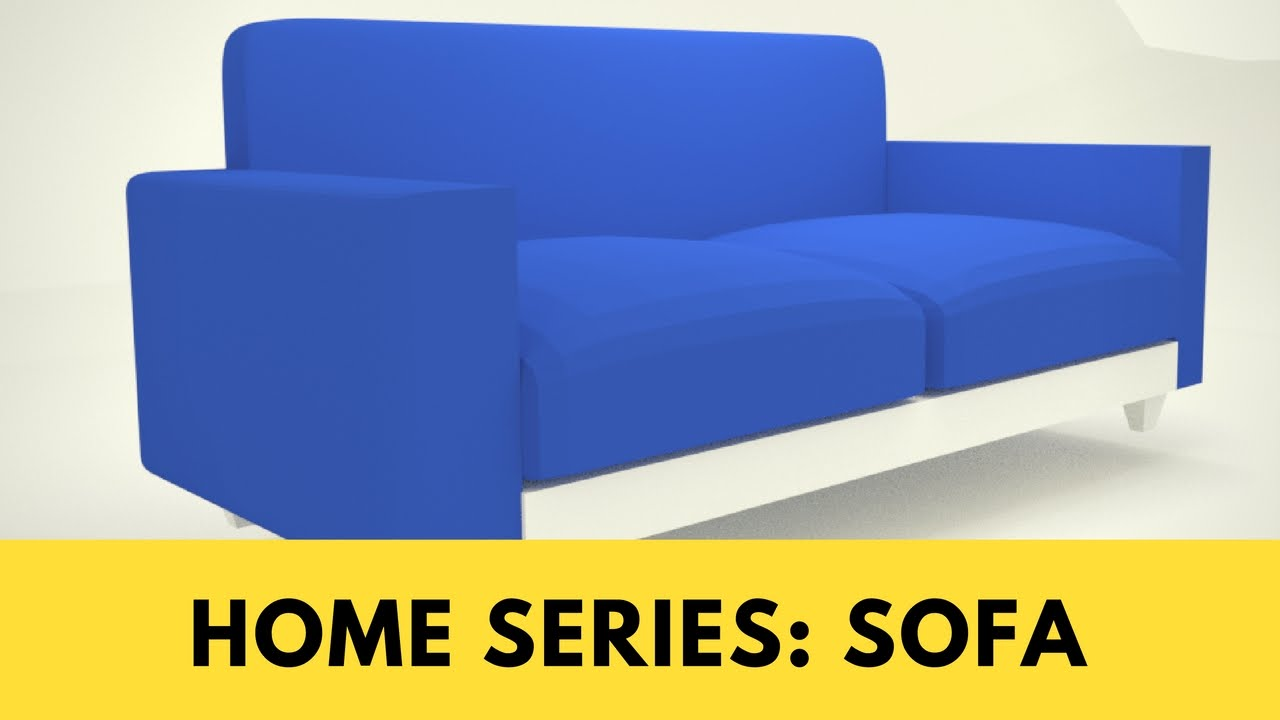 How To Make A Couch In Blender YouTube