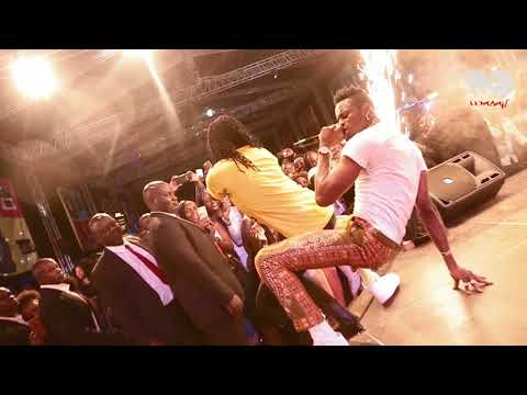 Diamond platnumz - Live Performance at Safaricom /Nairobi  (private party