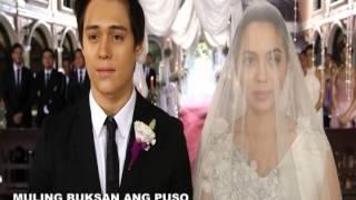 Download Video MULING BUKSAN ANG PUSO : Sarah & Francis Wedding (Behind The Scene) MP3 3GP MP4