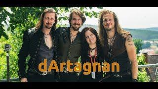 Verdammte Ehre - dArtagnan - Das Interview 2017