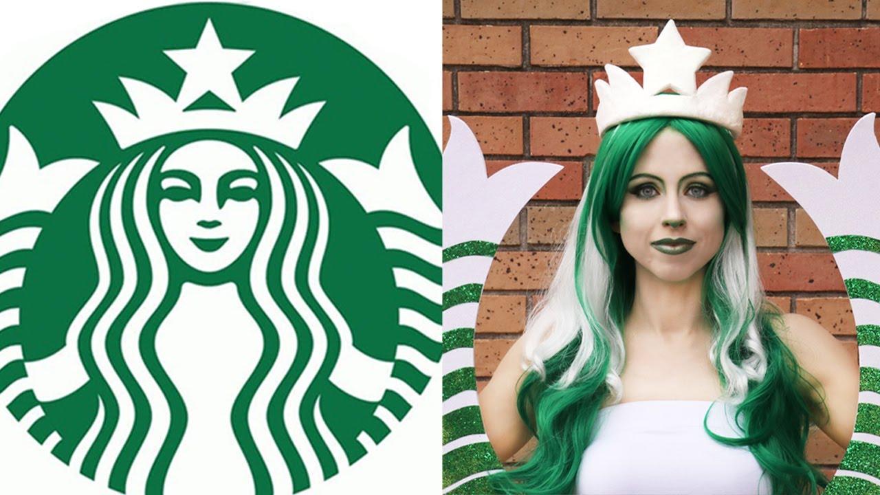 Starbucks Mermaid Halloween Costume Diy Superholly